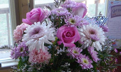 Ramos de flores