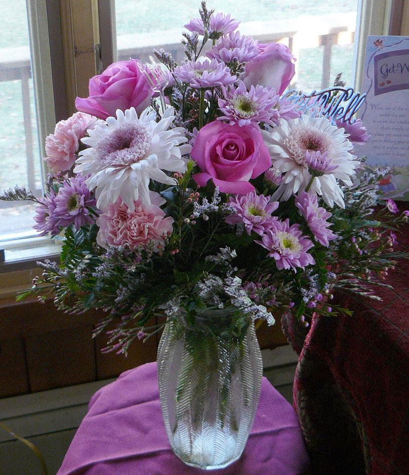 Ramos de flores - Como hacer ramos de flores ...