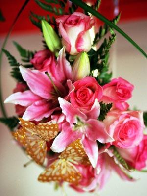 Imágenes de ramos de flores