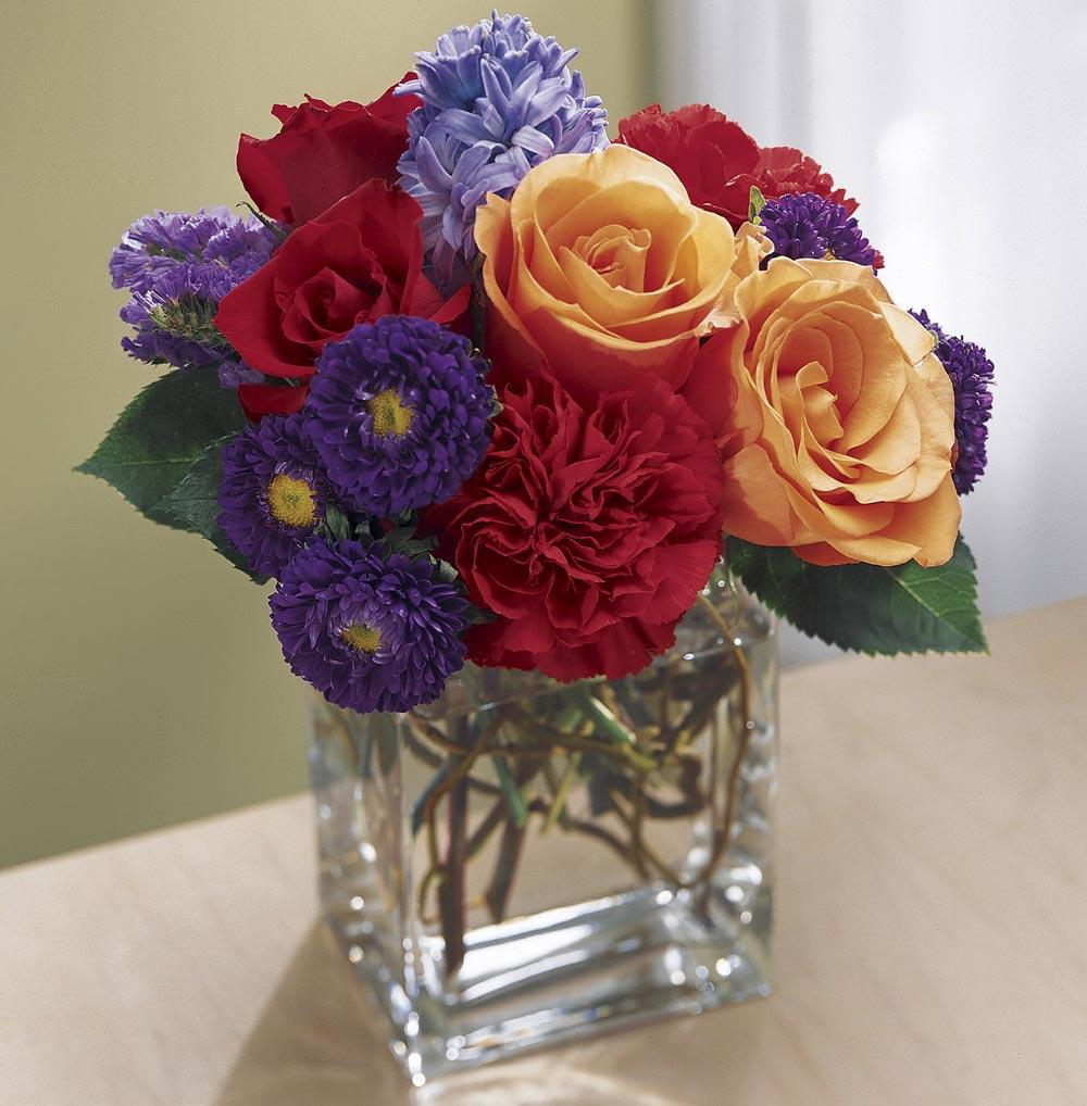 Fotos de ramos de flores - Ramos de flores grandes ...