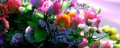 Cuidados de ramos de flores