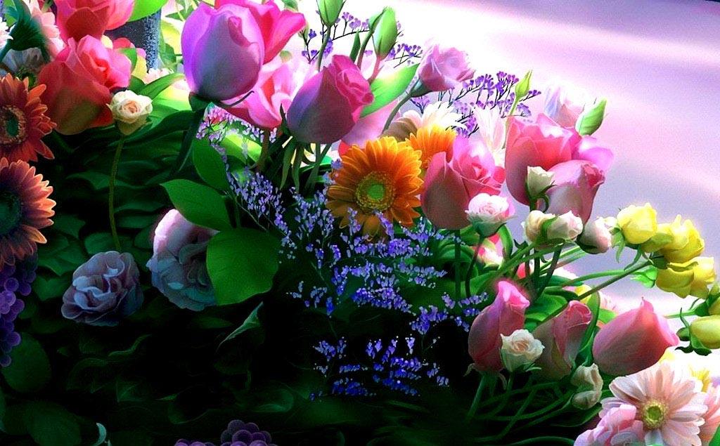 Resultado de imagen para flores ramo