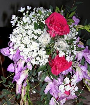 Imágenes de ramos de novia.